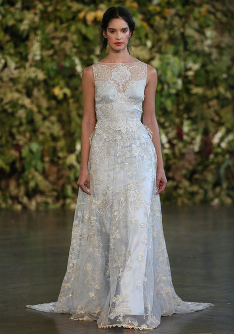 Eden Wedding                                          dress by Claire Pettibone: Romantique