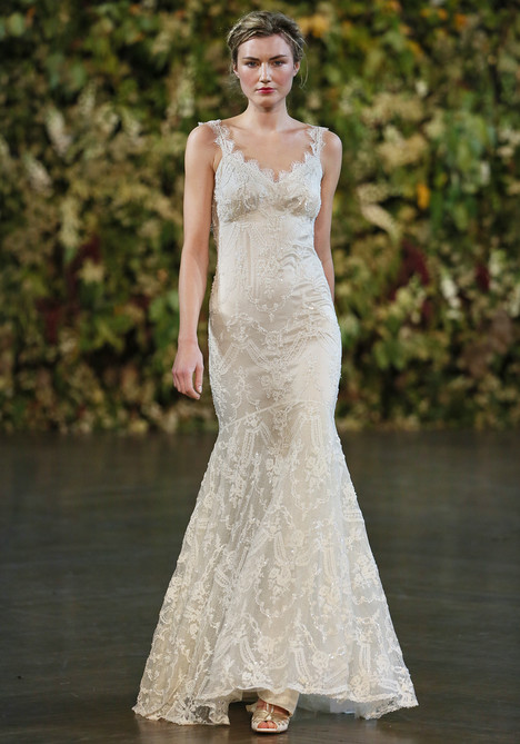 Elizabeth Wedding                                          dress by Claire Pettibone : Romantique