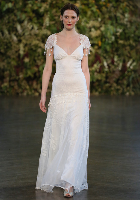 Eternity Wedding                                          dress by Claire Pettibone : Romantique