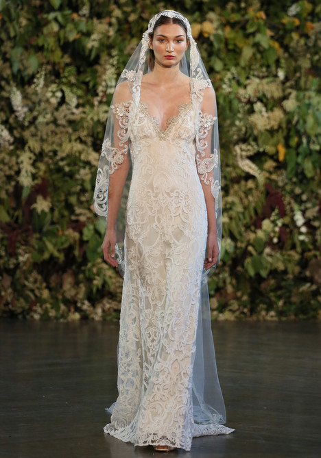 Faith Wedding                                          dress by Claire Pettibone : Romantique