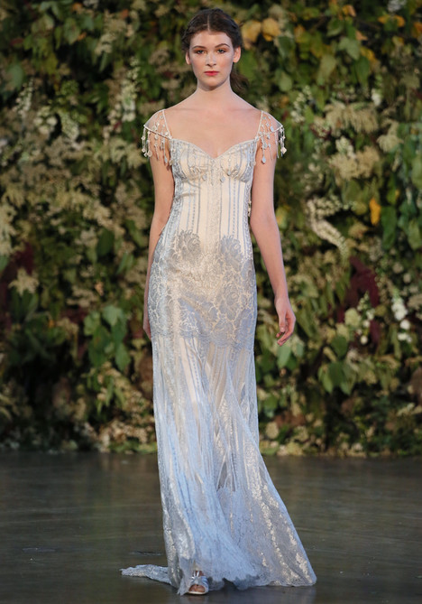 Florence Wedding                                          dress by Claire Pettibone : Romantique