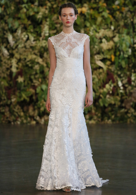 Jophiel gown from the 2015 Claire Pettibone: Romantique collection, as seen on dressfinder.ca