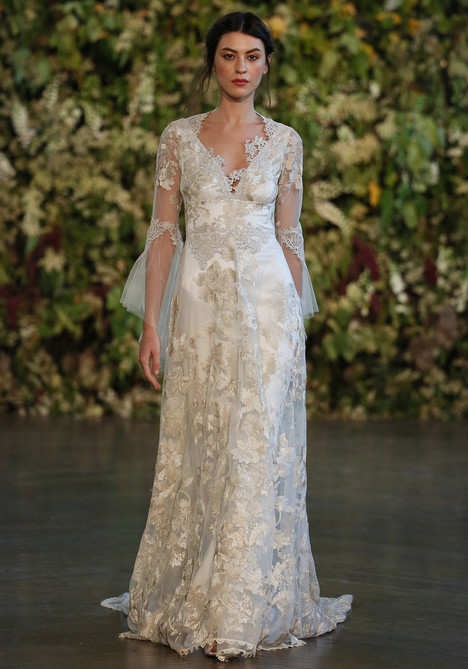 Michaela Wedding                                          dress by Claire Pettibone : Romantique