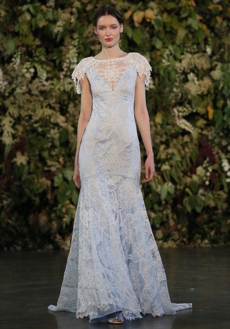 Raphaella Wedding                                          dress by Claire Pettibone : Romantique