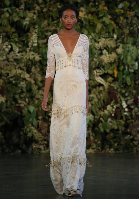 Seville Wedding dress by Claire Pettibone: Romantique