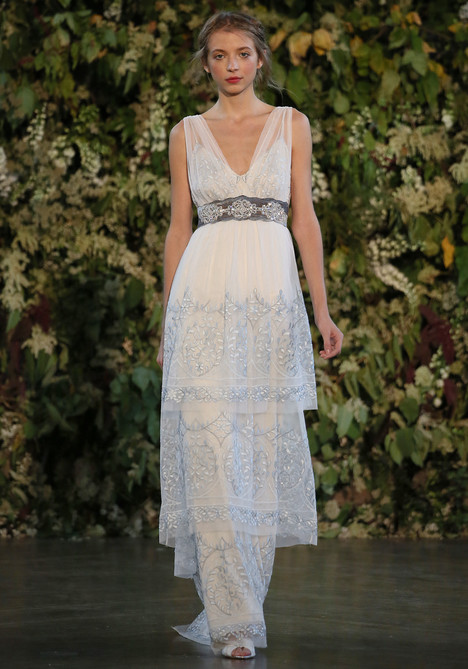 Trinity gown from the 2015 Claire Pettibone: Romantique collection, as seen on dressfinder.ca