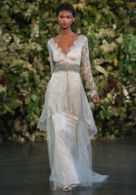 Uriel gown from the 2015 Claire Pettibone: Romantique collection, as seen on dressfinder.ca