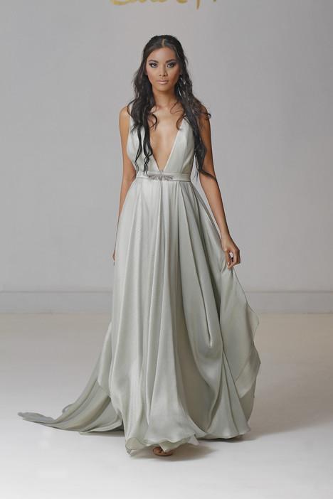 Azurite Wedding                                          dress by Carol Hannah