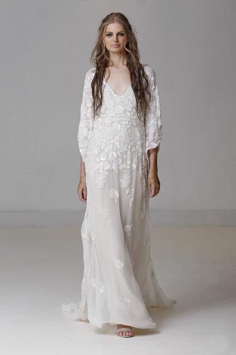 Lolite Wedding dress by Carol Hannah