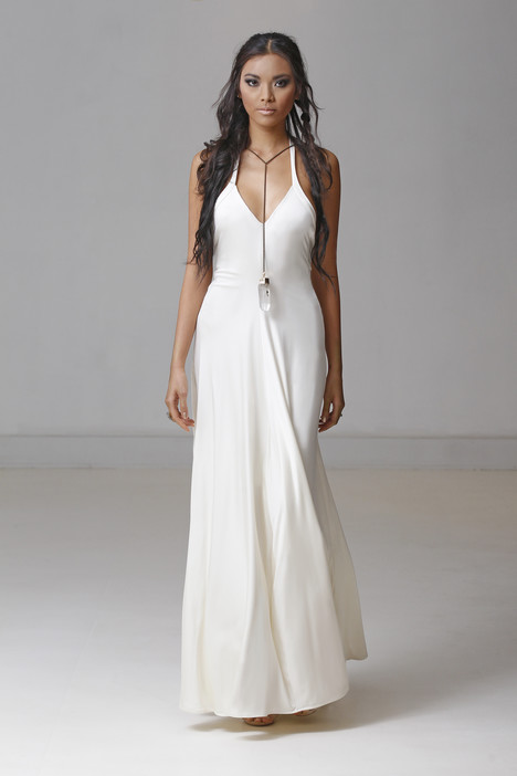 Zultanite Wedding dress by Carol Hannah