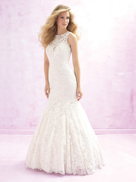 MJ102 Wedding                                          dress by Madison James