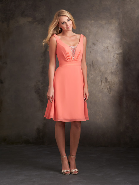 1420 Bridesmaids                                      dress by Allure Bridesmaids