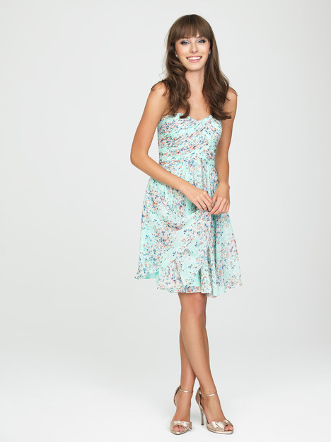 1437 Bridesmaids                                      dress by Allure Bridesmaids