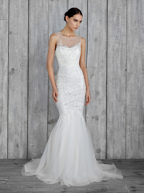 Valentina Wedding                                          dress by Nicole Miller