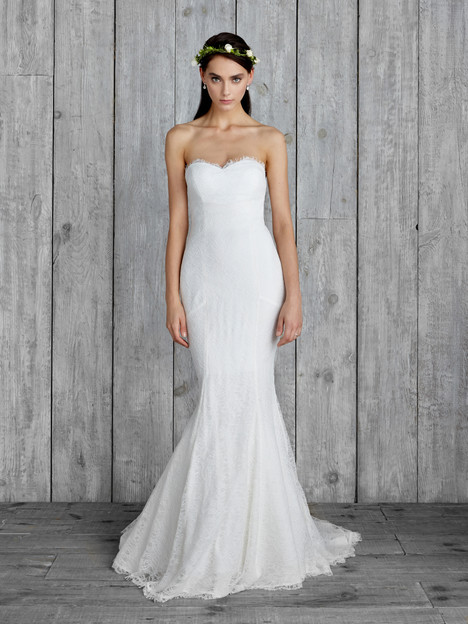 Perry Wedding                                          dress by Nicole Miller