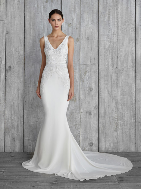Charlotte Wedding                                          dress by Nicole Miller