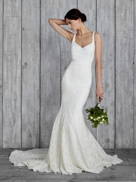 Janey Wedding                                          dress by Nicole Miller