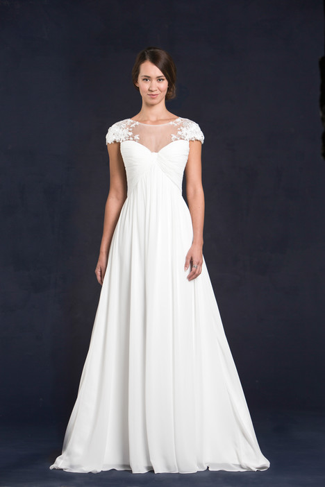Gabrielle gown from the 2015 Lis Simon collection, as seen on dressfinder.ca