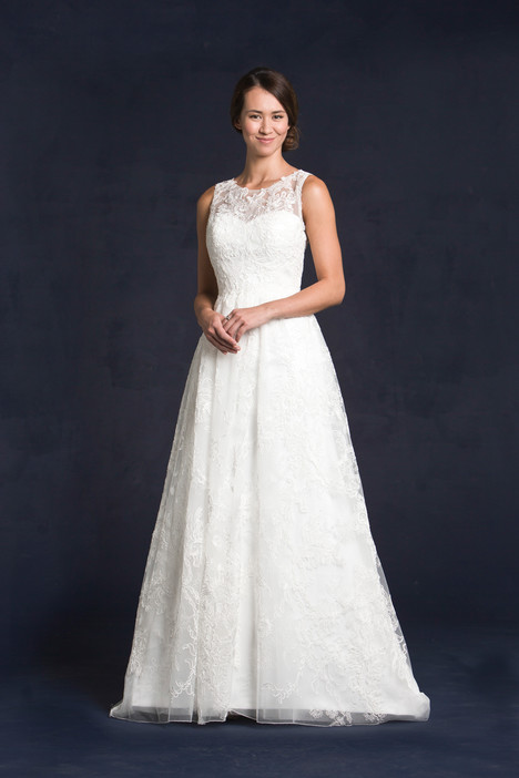 Gallagher gown from the 2015 Lis Simon collection, as seen on dressfinder.ca