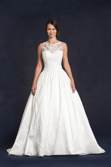 Gemma Wedding                                          dress by Lis Simon