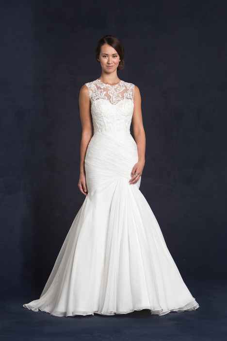 Genevive gown from the 2015 Lis Simon collection, as seen on dressfinder.ca