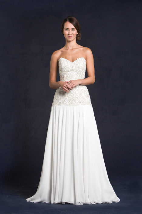 Georgia gown from the 2015 Lis Simon collection, as seen on dressfinder.ca