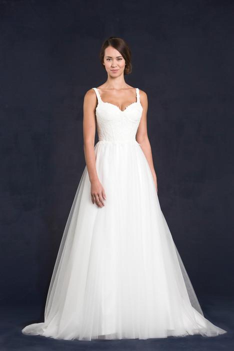 Gloria Wedding                                          dress by Lis Simon