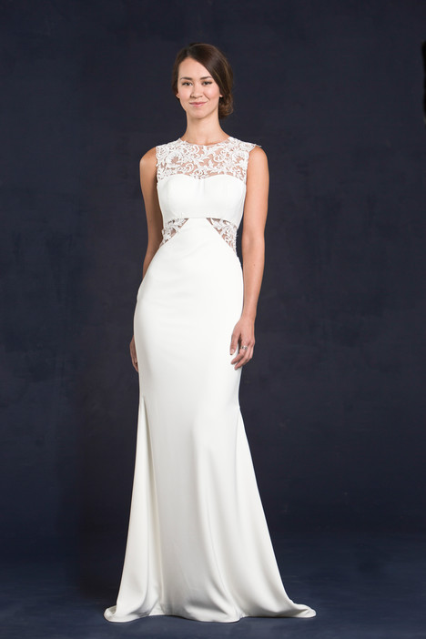 Gracie gown from the 2015 Lis Simon collection, as seen on dressfinder.ca