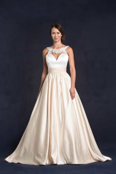 Gretel Wedding                                          dress by Lis Simon
