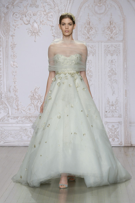 Estee gown from the 2015 Monique Lhuillier collection, as seen on dressfinder.ca