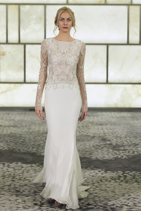 Sabrine Wedding                                          dress by Rivini