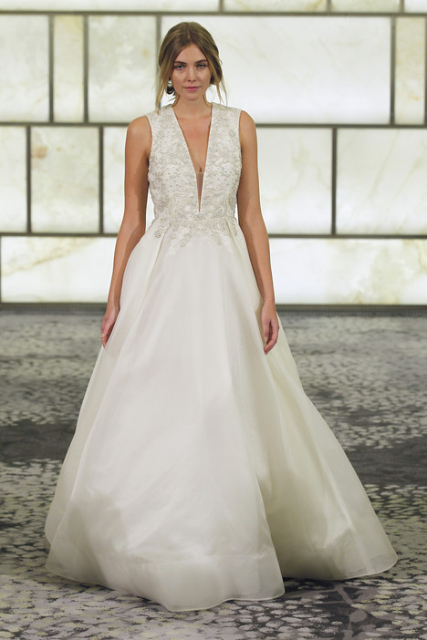 Shelby Wedding                                          dress by Rivini