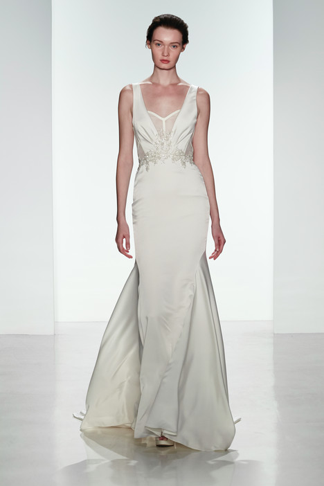 Faith gown from the 2015 Kenneth Pool collection, as seen on dressfinder.ca