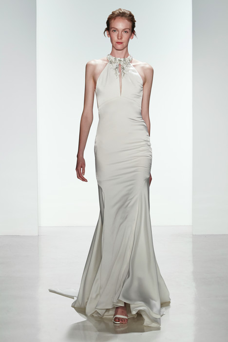 Lorna Wedding                                          dress by Kenneth Pool