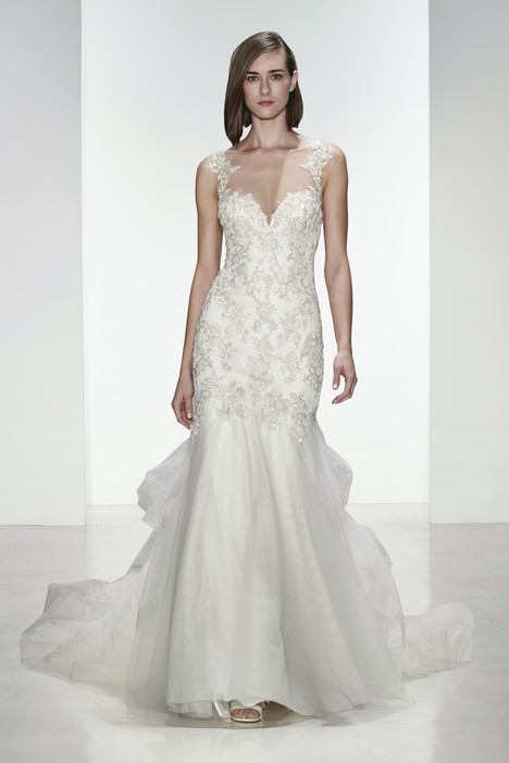 Lucia Wedding                                          dress by Kenneth Pool