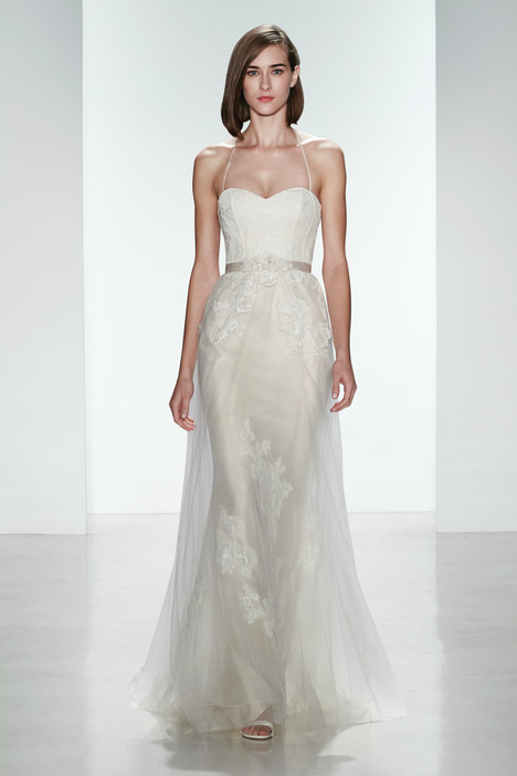 Heidi gown from the 2015 Christos collection, as seen on dressfinder.ca