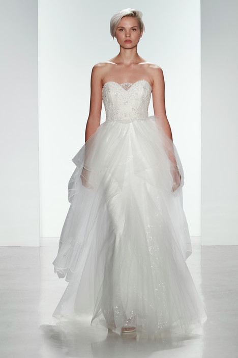 Luella gown from the 2015 Christos collection, as seen on dressfinder.ca