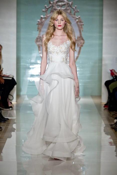 Beautiful Girl Wedding                                          dress by Reem Acra