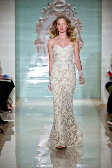 In Style Girl gown from the 2015 Reem Acra collection, as seen on dressfinder.ca
