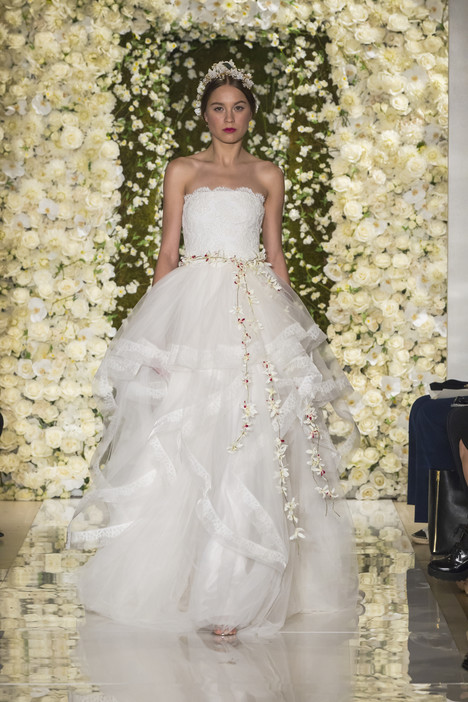 I'm Breathtaking Wedding                                          dress by Reem Acra