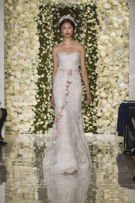 I'm Beautiful Wedding                                          dress by Reem Acra