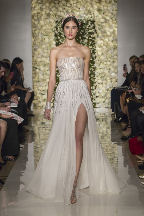 I'm A Sensation Wedding                                          dress by Reem Acra