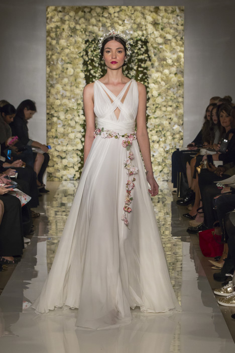 Couture 1 Wedding                                          dress by Reem Acra