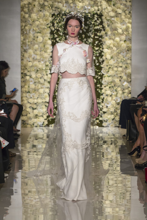 Couture 2 Wedding                                          dress by Reem Acra