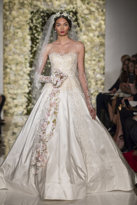 I'm Beyond Wedding                                          dress by Reem Acra