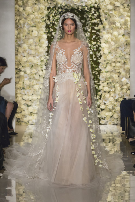 Couture 3 Wedding                                          dress by Reem Acra