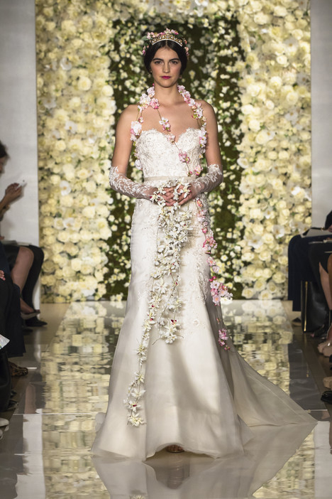 I'm Taken gown from the 2015 Reem Acra collection, as seen on dressfinder.ca