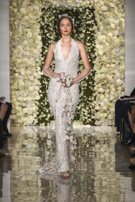 I'm a Bride Wedding                                          dress by Reem Acra