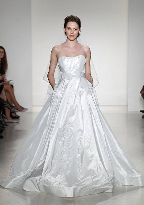 Hayden gown from the 2015 Blue Willow by Anne Barge collection, as seen on dressfinder.ca