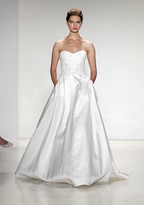 Lyon Wedding dress by Anne Barge